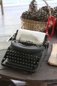 marjorie kinnan rawlings - typewriter