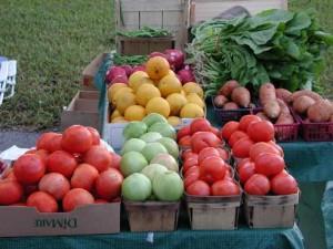 farmers markets - fernandina Beach