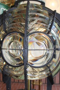 lighthouses - Fresnel lens