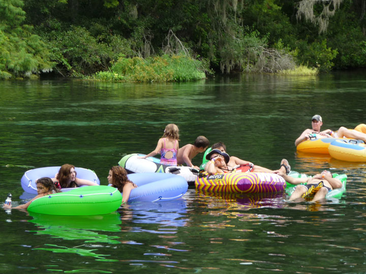 Florida Rivers Lakes Are Calling You Lucy Tobias - Florida rivers
