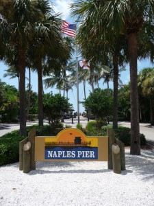 Naples street concierge can direct you to the popular Naples Pier