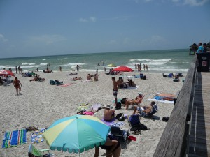 the Naples street concierge can direct you to the beach