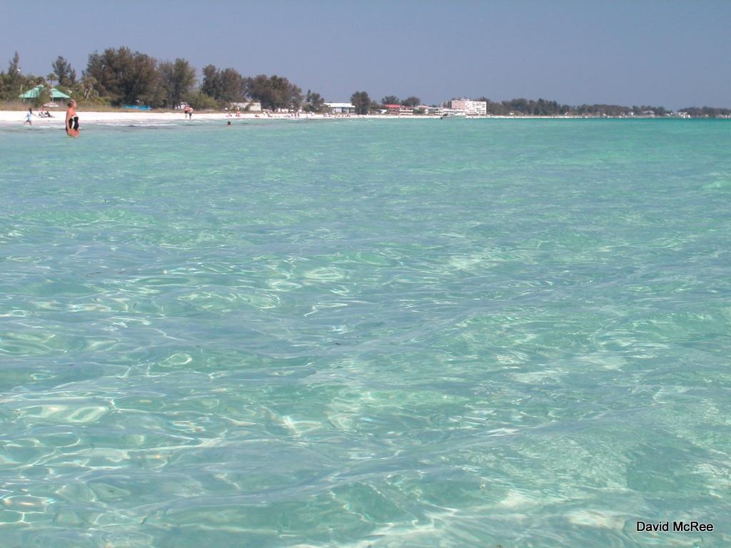 Quiet Florida Beaches In March