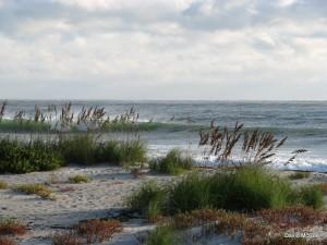 Floarida beaches - Beach scene
