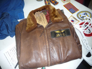 Florida history - aviator jacket