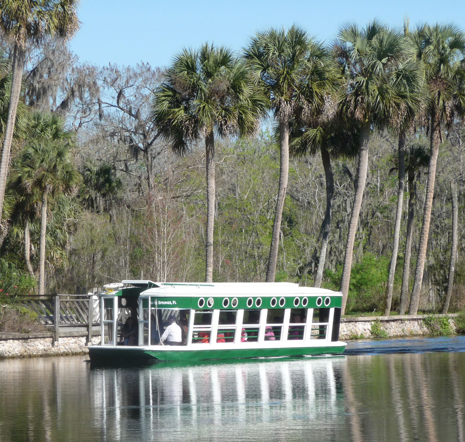 Water Tours Offer Unique View of Florida