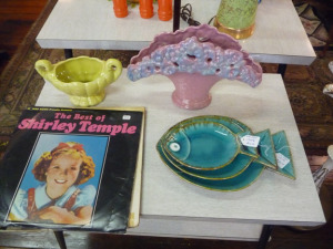 Antique collectibles in Arcadia