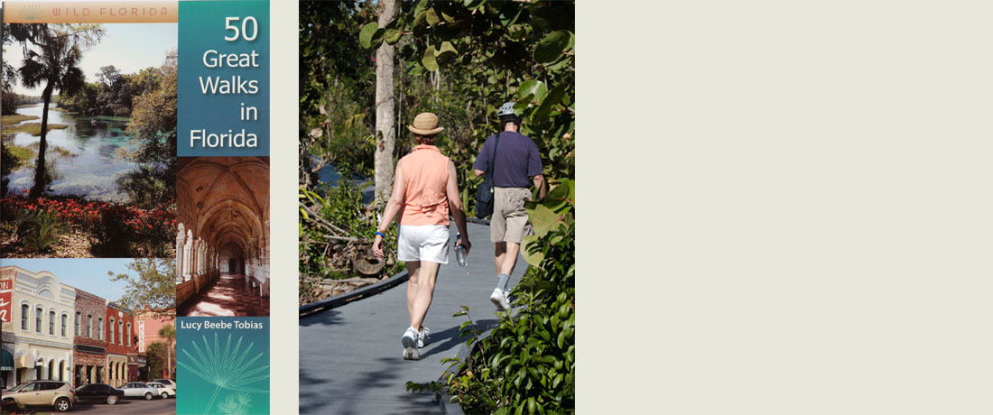 Like to Walk? Find Undiscovered Florida with 50 Great Walks