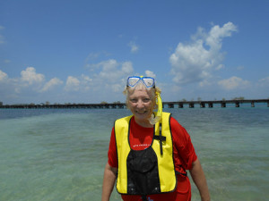 Florida's outdoor coolest spots - Snorkeling in Gasparilla Sound.