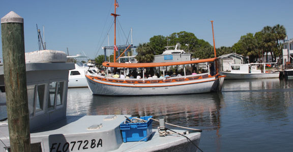 Go Greek for a day (or two) in Tarpon Springs