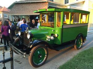 GO Greek - 1926 Jitney