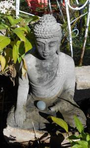 Garden statues - Buddha