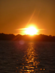 Old Cedar Key Walking Tour - sunset