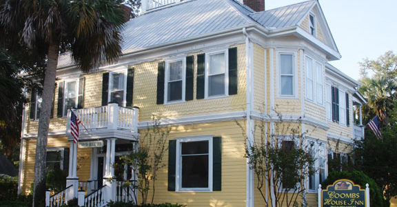 Florida Bed & Breakfasts Pamper Guests