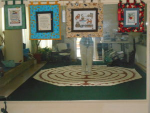labyrinths - weelness spa in high springs