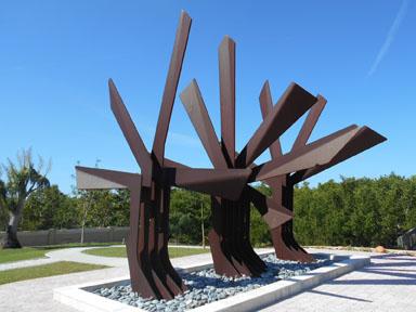 Visit Peace River Botanical & Sculpture Gardens