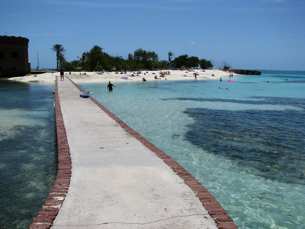 Florida Beaches Dry Tortugas